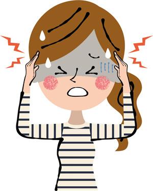 デュファストン 副作用 頭痛